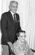 Peter and Mildred Galanti